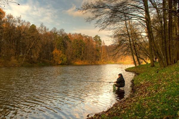 Рыбалка очень увлекательный процесс, но не стоит забывать о своем здоровье