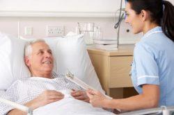 Прохождение реабилитации в стационаре после операции