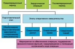 Структура хирургической операции