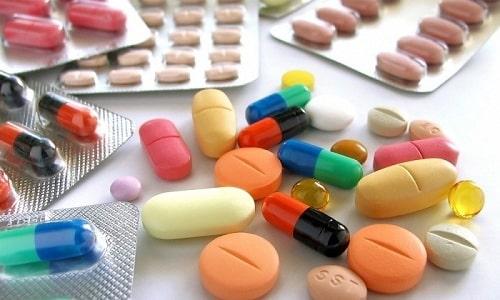 После приема Гевискона Двойное Действие медикаменты с солями железа можно использовать через 2 часа