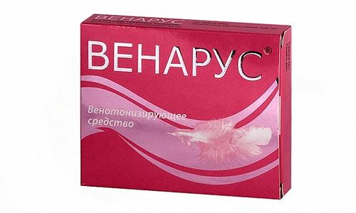 Венарус является более дешевым препаратом, по сравнению с Детралексом, что является его преимуществом