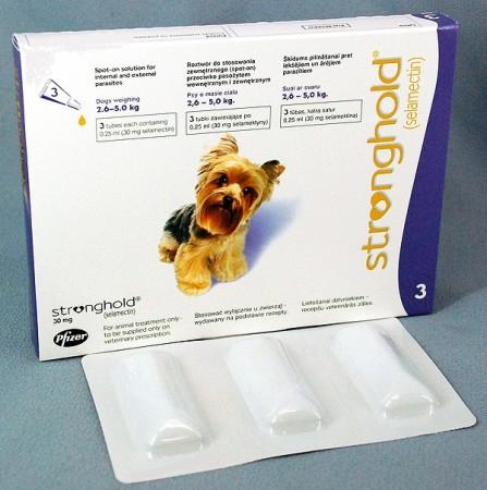 Капли от гельминтов для собак