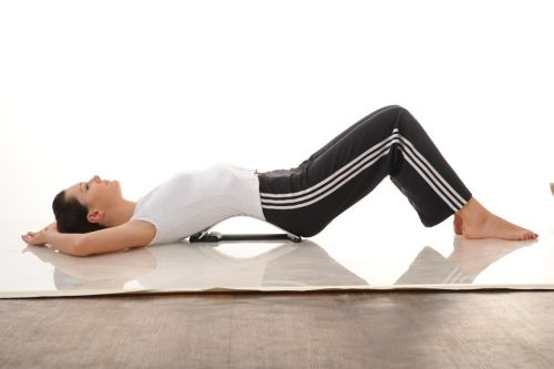Зарядка для спины и шеи - полезно и приятно