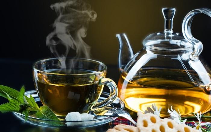 Вред зеленого чая