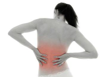 О чем говорят жжение в спине, груди и слабость в руках при остеохондрозе